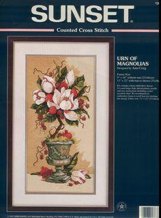 Urn of Magnolias