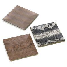 Decorative Square Plates