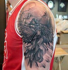 angel tattoo                                                       …