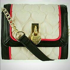 Betsy Johnson Cross Body Bag