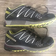 cheaper 51207 e3073 Salomon Shoes   Salomon Trail Running Shoes   Color  Black   Size  8