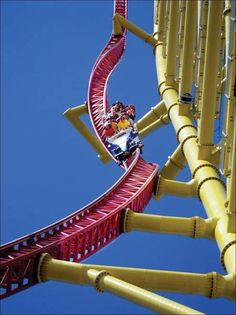 Top Thrill Dragster is a steel accelerator roller coaster at Cedar Point in Sandusky, Ohio