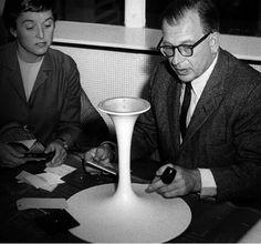 Florence Knoll & Eero Saarinen