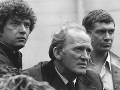 The Professionals, which made stars of Collins and Shaw, was based around the adventures of a fictional crime fighting unit called CI5. Description from dailytelegraph.com.au. I searched for this on bing.com/images