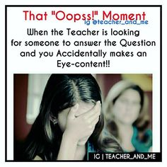 Oo seriously an ops moment Exams Funny, Funny School Jokes, Some Funny Jokes, Crazy Funny Memes, School Humor, Funny Facts, Hilarious, School Fun, Funny Qoutes