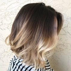 cool 50 Mesmerizing Ways of Wearing Balayage Short Hair - Try It Yourself