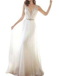 2016 sexy v-neck lace applique chiffon dress bridesmaid d... https://www.amazon.com/dp/B01JTBV2N4/ref=cm_sw_r_pi_dp_x_5o5dyb7K5MDK1