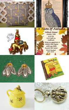 ♪♫ Return to Pooh Corner - a Potti Team Treasury ♪♫ ♪ by Chip and Michele Davidson on Etsy--Pinned with TreasuryPin.com