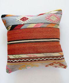 Sunny Kilim Pillow II