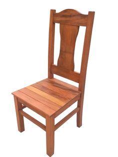 Cadeira Rústica Dandara em Madeira de Demolição - Cód 1468 - Bancos e Banquetas - Madeira de Demolição - Barrocarte