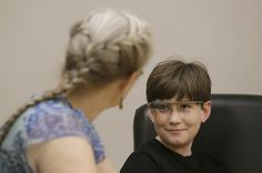 A new app designed for Google Glass helps kids with autism figure out the…