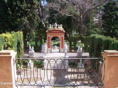Jardins de Monforte. CaminArt