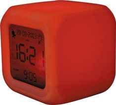 Mayhem UK Aurora 30 Second Glow Colour Change Alarm Clock - #Alarm #Aurora #change #clock #colour #mayhem #second - #LightSensor