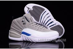 bbf94a9108e1e6 Buy 2017 Mens Air Jordan 12 Wolf Grey White Blue For Sale Super Deals from  Reliable 2017 Mens Air Jordan 12 Wolf Grey White Blue For Sale Super Deals  ...