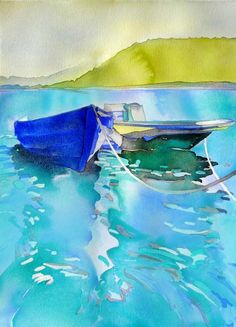 Carol Carter Watercolor