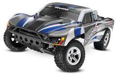 Traxxas 1/10 Slash 2WD TQ Gray/Blue