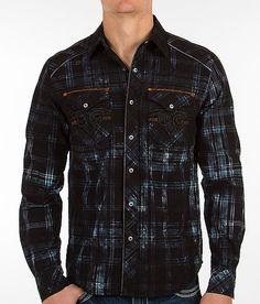665941bf20 Affliction Bulletproof Shirt - Men s Shirts in Sky Blue