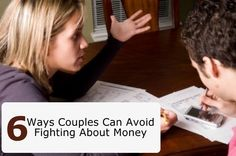 6 Ways Couple Can Avoid Fighting About Money