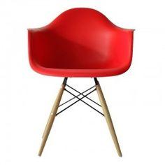 Replica Eames DAW Chair red