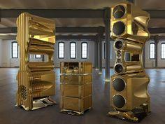 Audiovisual Art Fusion extraordinary speaker system