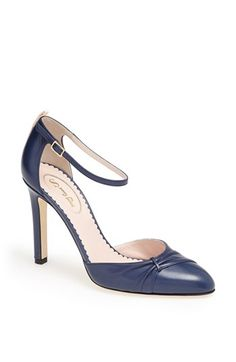 SJP 'Tanny' Ankle Strap Pump (Nordstrom Exclusive)
