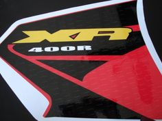 DECAL SET STICKERS GRAPHICS HONDA XR 400R 2003!FREE SHIPPING