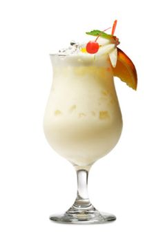 Pina Colada! I remember seeing on Dr. Oz a few years ago that this is one of the worst alcoholic beverages you can drink, which is not surprising, but, is really sad. They are so delicious!!