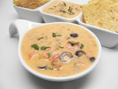 Photo of Instant Pot ® Italian-Style Sausage-Queso Dip by Soup Loving Nicole Sausage Queso Dip, Chili Cheese Dips, Beef Chili Recipe, Chili Recipes, Dip Recipes, Best Queso Recipe, Mexican White Cheese Dip, Best Italian Recipes, Favorite Recipes