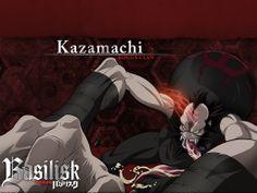 Shougen Kazamachi - Kouga Clan - Basilisk