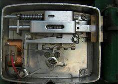 Serratura elettrica smontaggio e pulizia