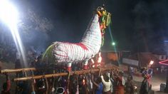 Pariyanampatta Bagavathy Temple and its Festival