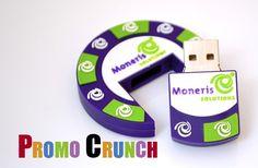 Promo Crunch. Home to the World's Best Custom Designed USB Flash Drives#custom #usb #flashdrive #promo #marketing #b2b