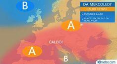 Clima: #METEO: #SCOPPIA #L''ESTATE sull'Italia nella nuova settimana oltre 30C da Nord a Sud (link: http://ift.tt/23jst3d )