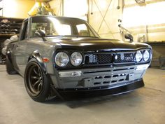 Hakosuka/Hakotora FRP kits complete full set with Carbon bezel, lightings, aprons, fenders, bonnets, ..etc price from USD 3k..