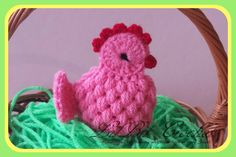 Hand Crochet Easter Egg Cosy / Warmer - Easter Chicks   Great for Easter Egg Hunt, what a fun for kids to first find the hen and then the egg. Double Surprise !!! Also my chicks would look great on your breakfast table. Make your Easter just a little bit more special this year.  Will hold creme egg or medium size egg (not included)  This is a listing for one Chicken Egg Cosy (choose a colour from the drop down list)  Made from 100% acrylic yarn