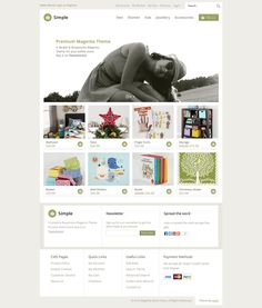 Simple - Responsive Magento Template | Live Preview and Download: http://themeforest.net/item/simple-responsive-magento-theme/6097486?WT.ac=category_thumb&WT.z_author=raviG&ref=ksioks