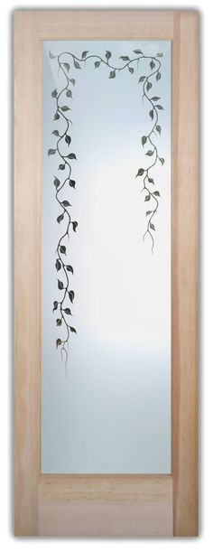 Shop our glass entry doors. Customize your glass doors with a wide variety of quality designs to fit any decor. Start exploring your glass doors options now! Exterior Doors With Glass, Entry Doors With Glass, Glass Front Door, Glass Doors, Front Entry, Front Doors, Art Deco Borders, Lake Arrowhead, Winter Trees