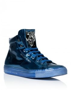 "high sneakers ""last night"" - Shoes - Men 
