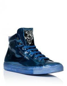 "high sneakers ""last night"" - Shoes - Men | Philipp Plein"