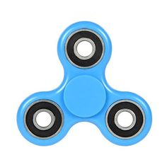 Features: High Quality Construction Smooth Spinning Ball Bearings Provides Anxiety and Stress Relief Spins Effortlessly Keeps You Focused Knock Off Bad Habits Stay Entertained and Enjoy Age: Kids, Teens Type: Fidget Spinners Exact Color: Blue Best Christmas Toys, Toddler Christmas, Fidget Spinner Toy, Fidget Spinners, Best Gifts For Tweens, Cool Fidget Toys, Cool Toys For Boys, Best Educational Toys, Tween Girl Gifts
