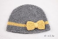 Free Crochet Pattern: Wrapped With Love Hat   Crochet Direct