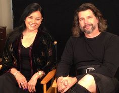Best-selling Author Diana Gabaldon and Outlander Executive Producer Ronald D. Moore
