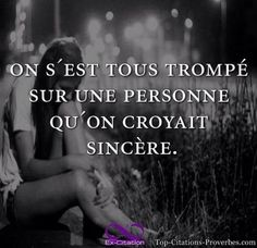 Citation Pour Son Ex, Betrayal Quotes, Insta Bio, Words Quotes, Sayings, French Quotes, Bad Mood, Positive Attitude, Great Quotes