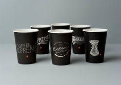 #Coffee Supreme (NZ & AUS) by Hardhat Design #design #fooddesign
