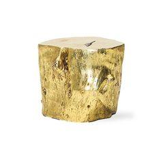 Gold Leaf Table AFR 2150S