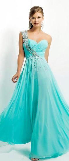 blue prom dress jaglady