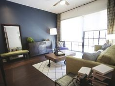 Wall Color- Living Room small spaces