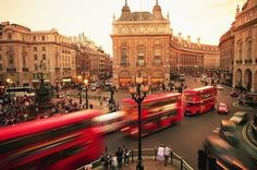 Piccadilly Circus, London, U.K.,