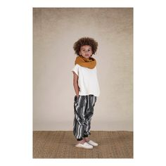 Little Creative Factory Tuareg Striped Harem Trousers-product
