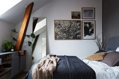 Best of 2015: BedroomsLet's dream away with these wonderful bedrooms. You can find the best of the 2015 attic bedrooms here. The first picture, the bedroom on top of the Holmenkollbakken in Oslo, is my most liked/reblogged picture ever! Blog post source: x x x x x x x x x x